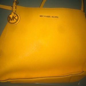 Yellow Mk bag